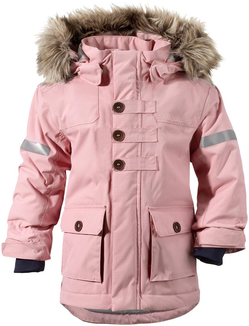 vinterjakke med pels barn narvik