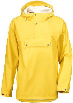 didriksons slaghöken anorakk 2 - yellow