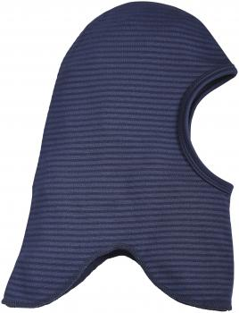 didriksons fleece balaklava barn - navy