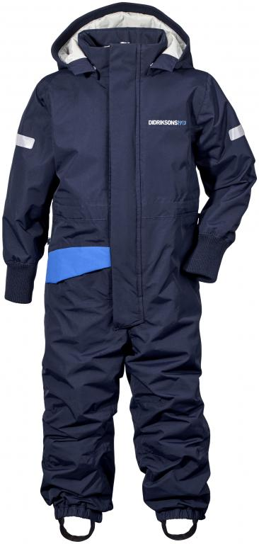 didriksons duved vinter parkdress barn - navy