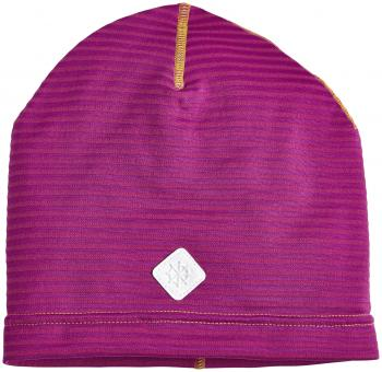 didriksons fall beanie - lilac striped