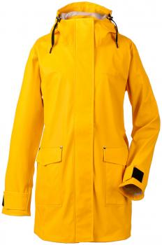 didriksons bojan galon® regnjakke - yellow