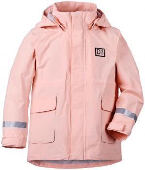 didriksons cora barnejakke - powder pink