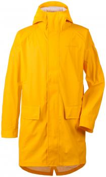 didriksons skur galon® regnjakke herre - yellow
