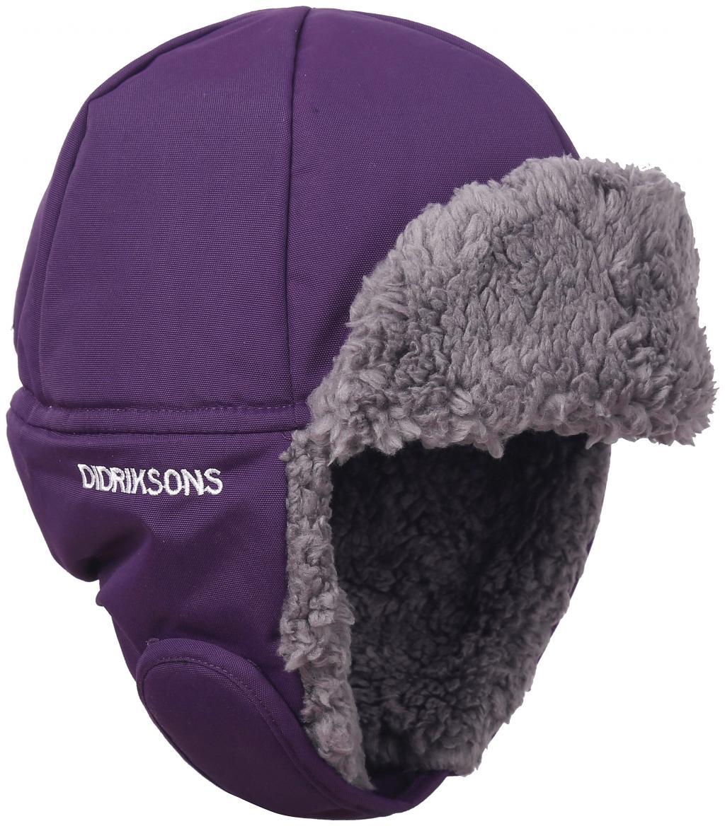 didriksons biggles barnelue - berry purple