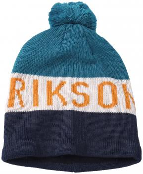 didriksons tomba knitted lue - glacier blue