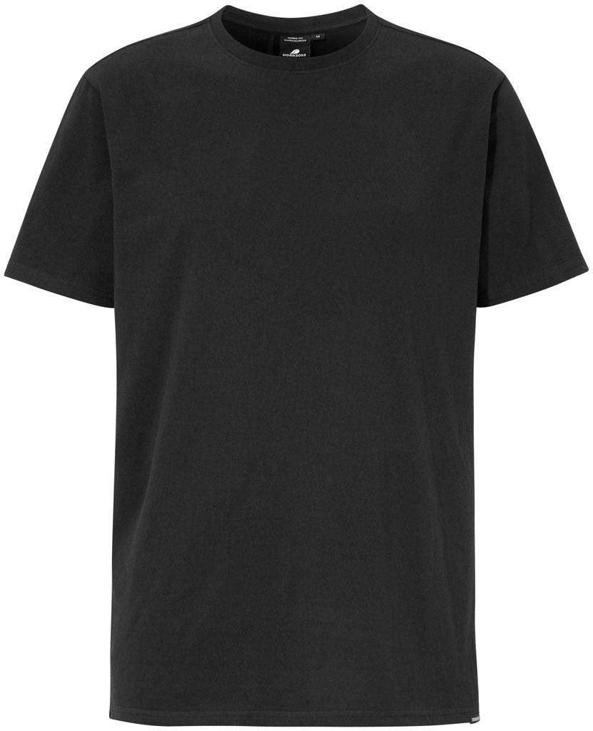didriksons harald t-skjorte herre - black