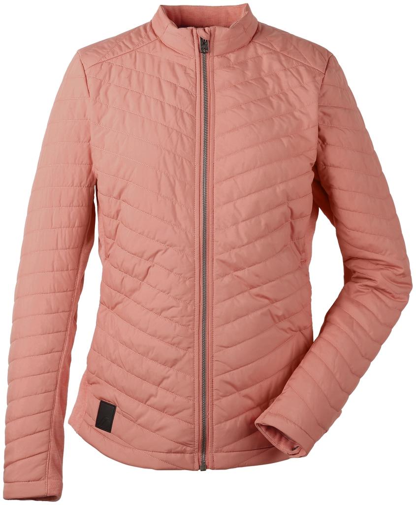didriksons ritva jakke dame - coral rose