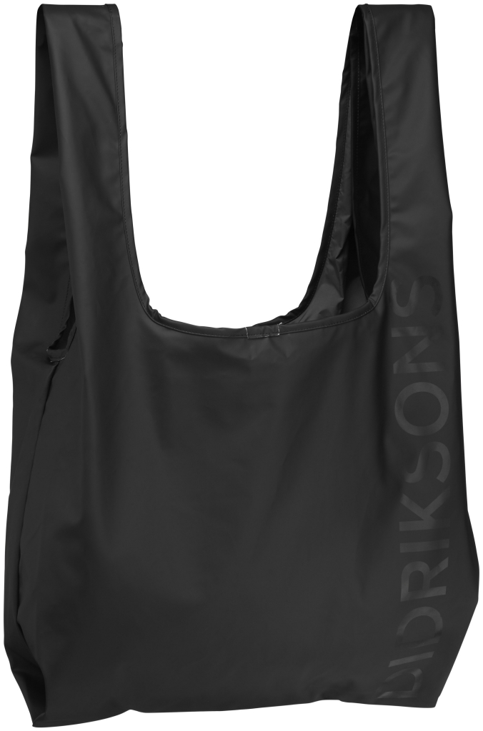 didriksons skaftö galon bag - black