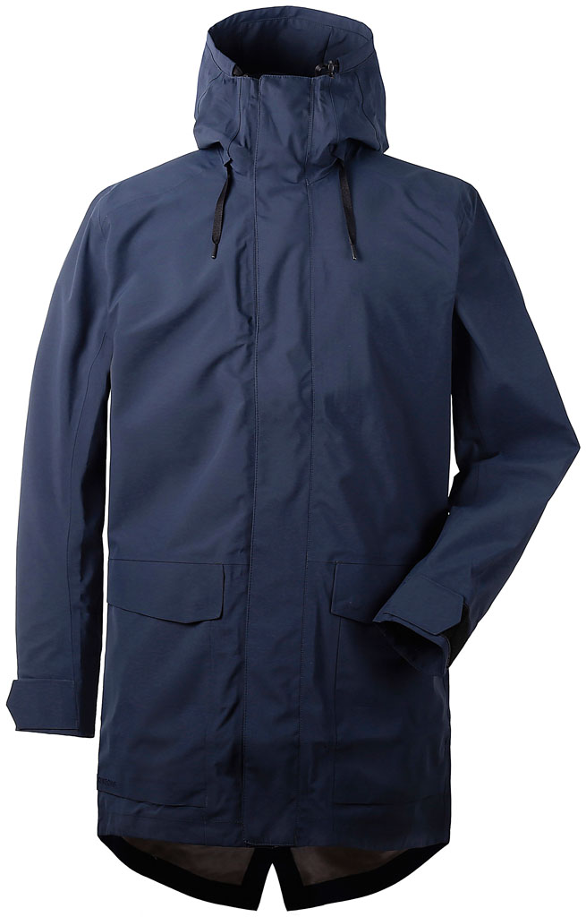 didriksons trond parka herre - navy