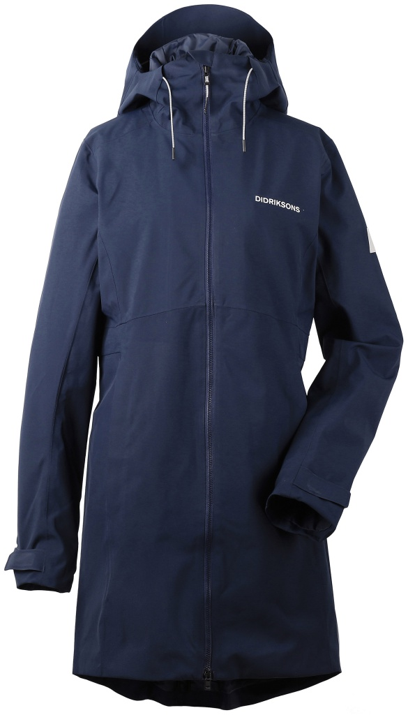 didriksons bea parka dame - navy